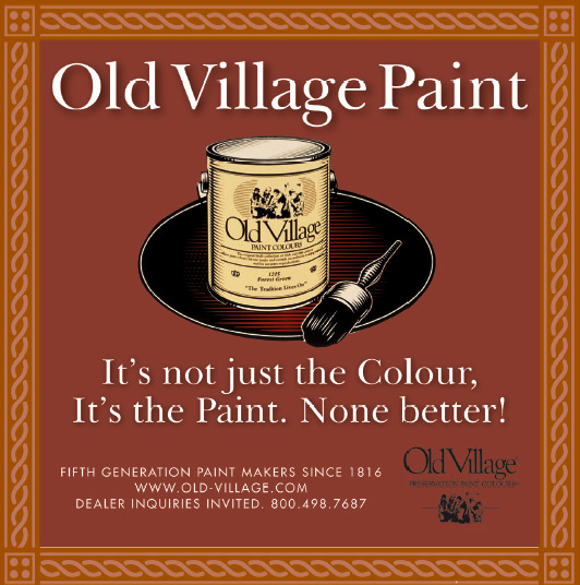 Old Village Paint